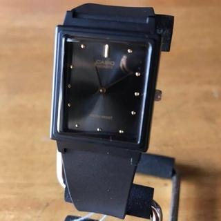 CASIO - 【新品】カシオ CASIO レディース 腕時計 MQ38-1A ブラック