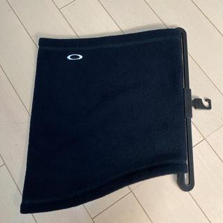 Oakley - 新品!定価2.530円 オークリー 黒 フリース ネックウォーマー
