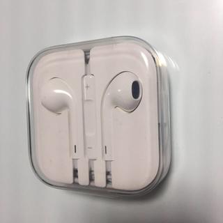 Apple - iPhone イヤフォン 未開封