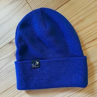 goslowcaravan ニット帽(ニット帽/ビーニー)