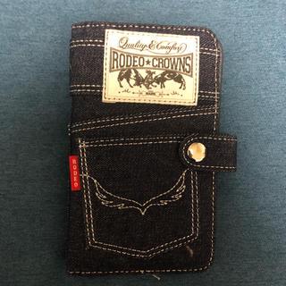 ロデオクラウンズワイドボウル(RODEO CROWNS WIDE BOWL)のロデオクラウンズワイドボウル(iPhoneケース)