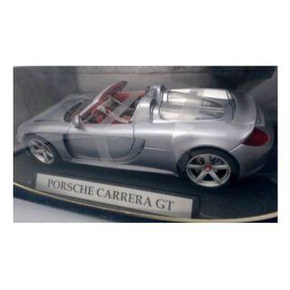 Porsche - 新品🎁モーターマックス ポルシェ カレラGT 銀色 1:18 ミニカー