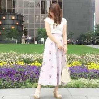 MERCURYDUO - マーキュリーデュオ フレアパンツ【訳あり】