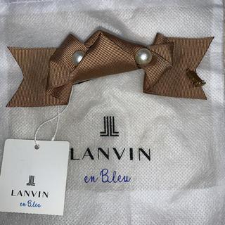 LANVIN en Bleu - ランバンオンブルー バレッタ