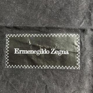 エルメネジルドゼニア(Ermenegildo Zegna)のショップ袋 シューズ袋 布製(ショップ袋)