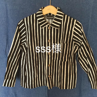 marimekko - マリメッコ ドレスシャツ キッズ 100