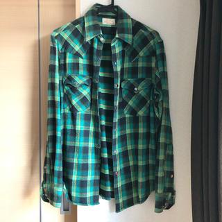 Lee - 送料込み!LEE メンズ チェックシャツ M