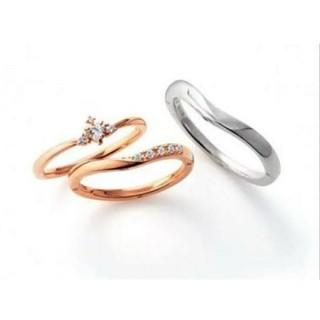 カナルヨンドシー(canal4℃)の4℃ ヨンドシー リング 指輪(リング(指輪))