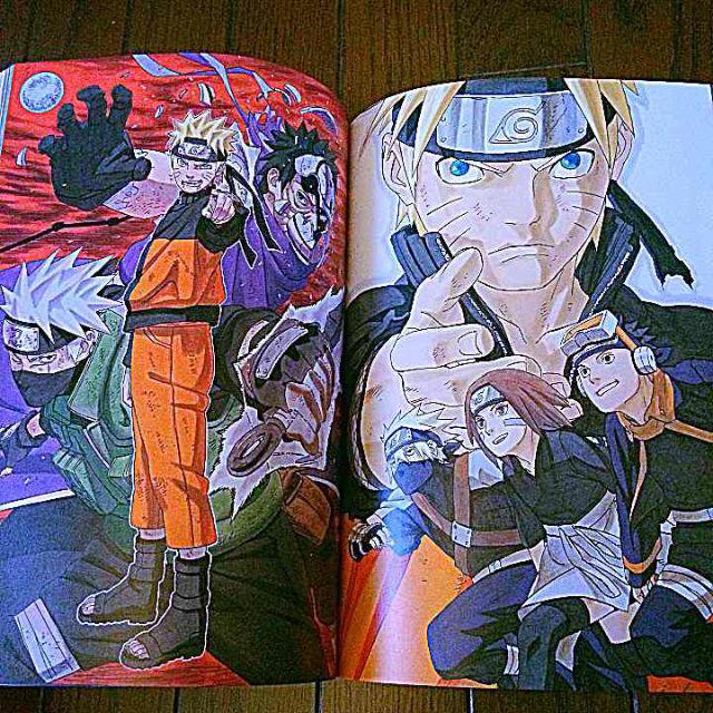 Naruto ナルト イラスト集の通販 By ୨୧激安出品୨୧ラクマ