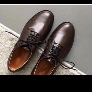 ディーホリック(dholic)のフラットオックスフォードシューズ ブラウン(ローファー/革靴)