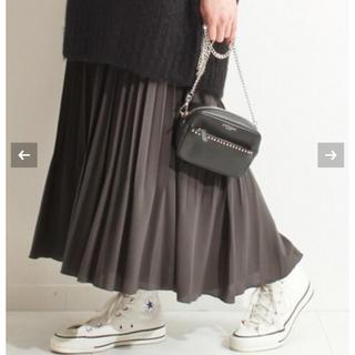 IENA - 新品タグ付 IENA LA BOUCLE デシンプリーツスカート