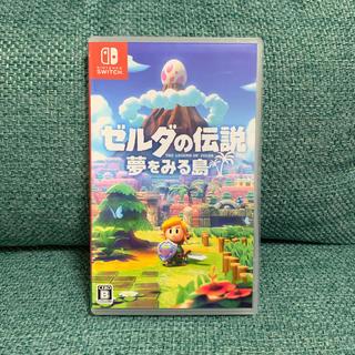 Nintendo Switch - ゼルダの伝説 夢を見る島 Nintendo switch