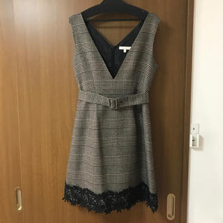 PROPORTION BODY DRESSING - プロポーションボディドレッシング ジャンパースカート