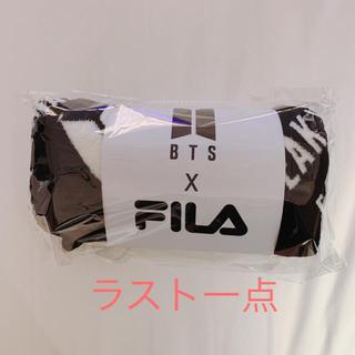 防弾少年団(BTS) - BTS ソウルコン ブランケット FILA コラボ