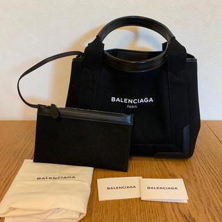 Balenciaga - 【正規品・美品】バレンシアガ ブラック ネイビーS
