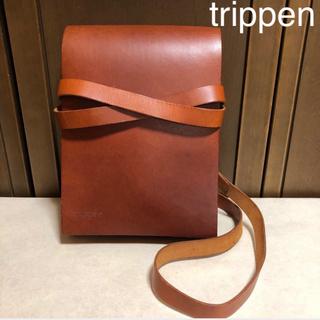 trippen - trippen トリッペン ショルダーバッグ 革