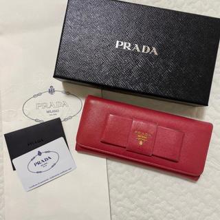 PRADA - PRADA ✯ 二つ折り長財布