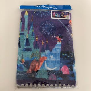 Disney - ディズニーリゾート タオル フェイスタオル イッツアスモールワールド 新品