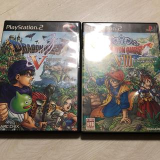PlayStation2 - ドラクエ 5天空の花嫁  8空と海と大地と呪われし姫君