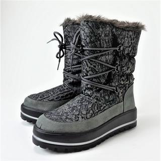 キンバーテックス ブーツ グレー 23.5cm 1002371403(ブーツ)