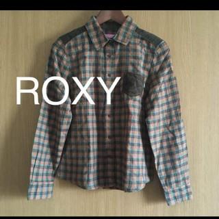ロキシー(Roxy)のROXY シャツ(シャツ/ブラウス(長袖/七分))