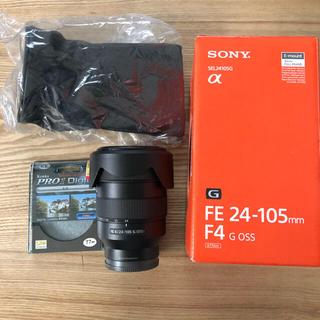 SONY - SONY  FE 24-105mm F4 G  美品