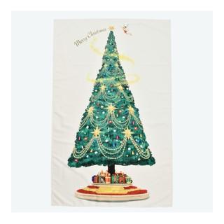 ディズニー(Disney)のディズニー クリスマス タペストリー 完売品(絵画/タペストリー)