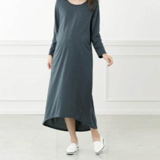 ベルメゾン - ベルメゾン 授乳服にもなるマタニティワンピース Mサイズ