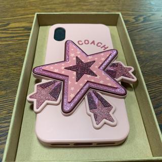 COACH - iPhone XRケース COACH