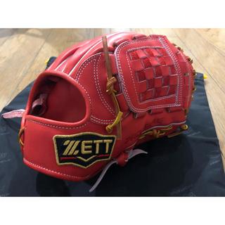 ZETT - ZEET プロステ 軟式内野手用 源田モデル