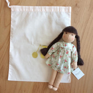 ボンポワン(Bonpoint)のミニチェリーちゃん人形 bonpoint ボンポワン(ぬいぐるみ/人形)