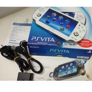 PlayStation Vita - PSVITA PCH-1100と4GBメモリーカード