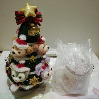 ダッフィー - ディズニーリゾート ウインターホリデー クリスマスツリー