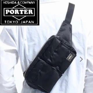 PORTER - 美品!PORTERポーター/吉田カバン タンカー2WAYショルダーウエストバック