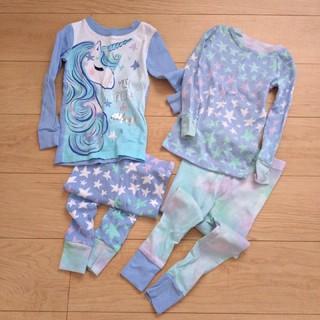 コストコ(コストコ)のコストコ 3T  長袖パジャマ2枚セット(パジャマ)