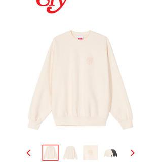 ジーディーシー(GDC)のGirls don't cry GDC crewneck sweatshirt(スウェット)