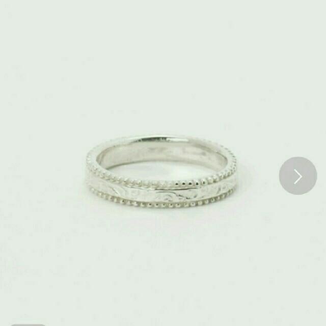 ete(エテ)のデザイン シルバーリング レディースのアクセサリー(リング(指輪))の商品写真