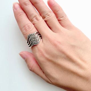マーカサイト シルバー925  リング(リング(指輪))