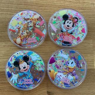 Disney - ディズニー35周年 コースター