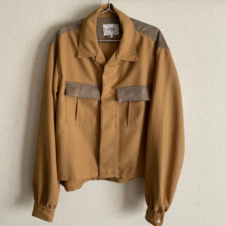 BEAMS - Nuggets open neck shirts