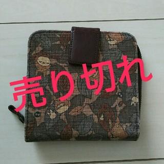 トトロ 折り財布