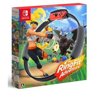 Nintendo Switch - ニンテンドー スイッチ リングフィットアドベンチャー