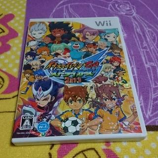 ウィー(Wii)のイナズマイレブンGO ストライカーズ 2013 Wii(家庭用ゲームソフト)
