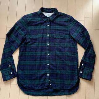 MUJI (無印良品) - 無印良品 ネルシャツ X L