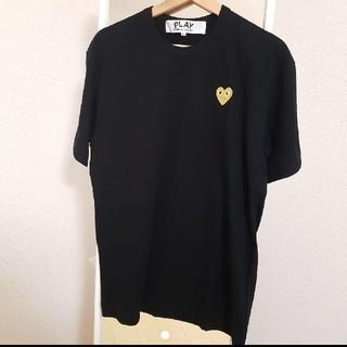 コムデギャルソン(COMME des GARCONS)のコムデギャルソン COMME des GARCONS Play Tシャツ(Tシャツ/カットソー(半袖/袖なし))