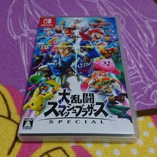 ニンテンドースイッチ(Nintendo Switch)のスマブラ Switch(家庭用ゲームソフト)
