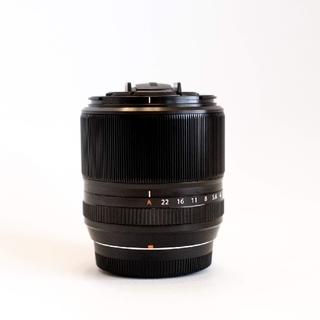 富士フイルム - [新品未使用]FUJIFILM 富士フイルム レンズ XF60mm F2.4 R