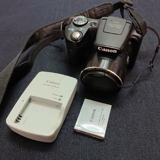 Canon - Canon PowerShot SX510 HS キヤノン 中古カメラ 送料無料