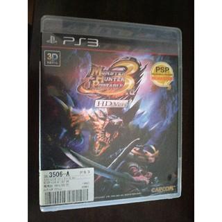 カプコン(CAPCOM)のモンスターハンターポータブル 3rd HD Ver. PS3(家庭用ゲームソフト)