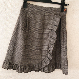le reve vaniller - le reve vaniller ヴァニレ ラップ スカート